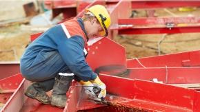 Монтаж металлоконструкции в Ярославле на заказ