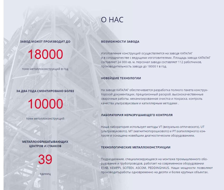 Современный завод металлоконструкций в Ярославле