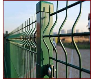 Купить заборы из секций с применением сварной сетки в Ярославле