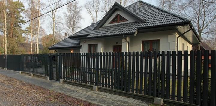 Купить забор из металлического штакетника в Ярославле